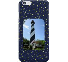 St. Augustine Lighthouse ~ 1874 iPhone Case/Skin