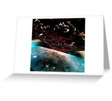 Unearthly Greeting Card
