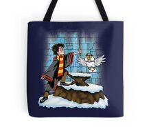 Wand and the Wizard Tote Bag