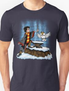 Wand and the Wizard Unisex T-Shirt