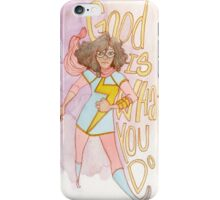 What You Do iPhone Case/Skin