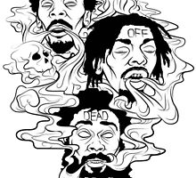 Flatbush Zombies - Better Off Dead by rendrata88