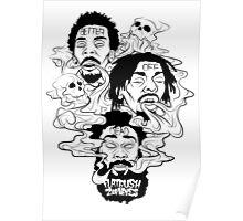 Flatbush Zombies - Better Off Dead Poster