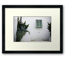 Alys Beach Framed Print