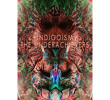 Indigosim by The Underachievers  Photographic Print