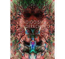 Indigosim by The Underachievers  Photographic Print