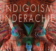 Indigosim by The Underachievers  Sticker