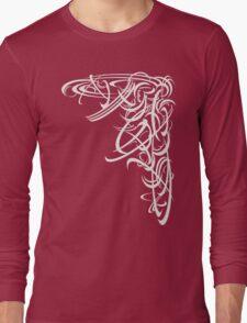 Figurative I Long Sleeve T-Shirt