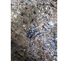 rippled reflections Photographic Print