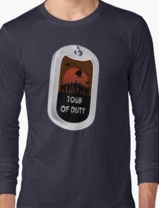 Tour of Duty Long Sleeve T-Shirt
