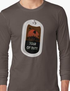 Tour of Duty Long Sleeve T-Shirt