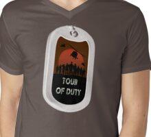 Tour of Duty Mens V-Neck T-Shirt
