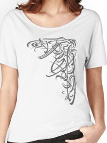 Figurative II Women's Relaxed Fit T-Shirt