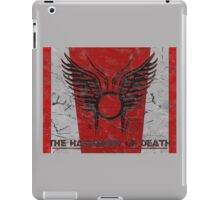 The Harbinger of Death, BSG iPad Case/Skin