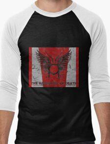 The Harbinger of Death, BSG Men's Baseball ¾ T-Shirt