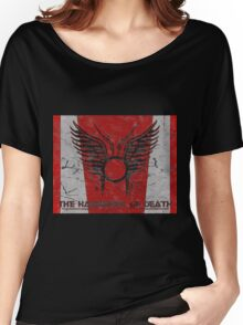 The Harbinger of Death, BSG Women's Relaxed Fit T-Shirt