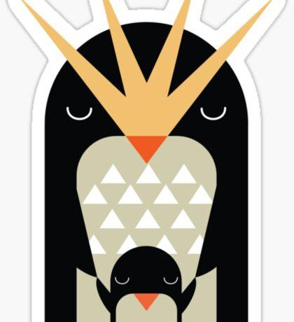 Love Penguin  Sticker