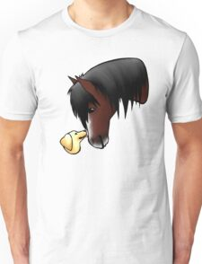 Pup and pony Unisex T-Shirt