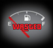 Wasted - Car Version by KieranADesigns