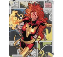 Dark Phoenix Saga iPad Case/Skin