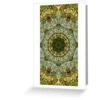 trees grow up Greeting Card