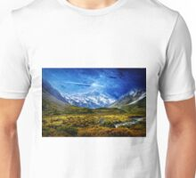 Stary Night over Highlands Unisex T-Shirt