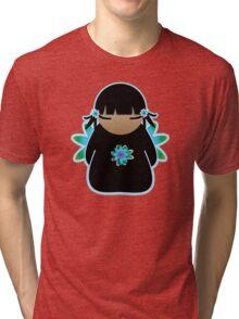 Koki Kawaii Little Sky Tshirt Tri-blend T-Shirt
