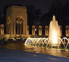 WWII Memorial by BProven40