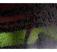 car wash abstract Photographic Print