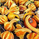 Fruit of October by Glenna Walker