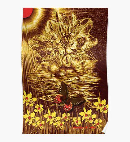 GOLDLEAF Poster