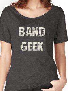 Band Geek Women's Relaxed Fit T-Shirt