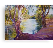 'Worrough Gums, Trawool' Canvas Print
