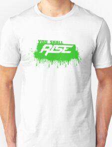 Rise Paint Block GREEN T-Shirt