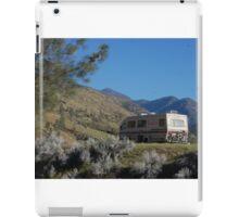 in the woods iPad Case/Skin