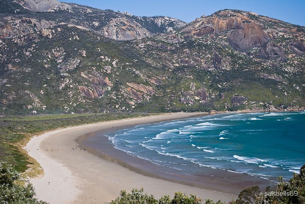 Norman Beach by salsbells69