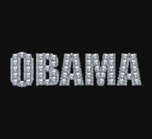 Obama Bling-Bling  by midniteoil