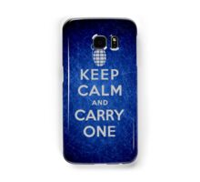 Keep Calm and Carry One Samsung Galaxy Case/Skin