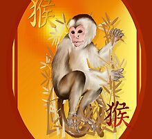Year Of The Monkey-2016 by Lotacats