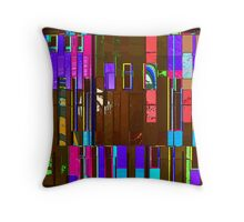 Inner City Throw Pillow