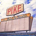 Pike Drive In (Slide) by Steven Godfrey
