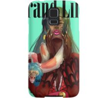 Grand Line Collection: Boa Hancock Samsung Galaxy Case/Skin
