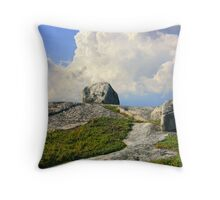 Sky Path Throw Pillow