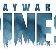 Wayward Pines by Cotza