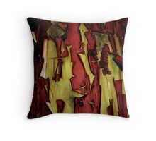 A'peelin Throw Pillow