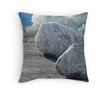 Stones of Summer Throw Pillow
