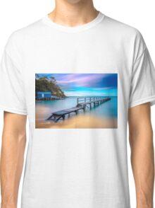 Shelly Beach Jetty Classic T-Shirt
