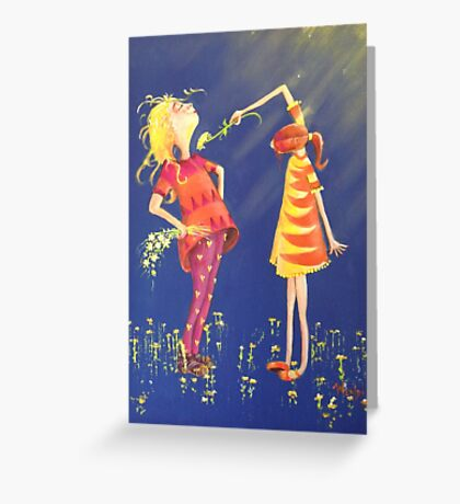 DO YOU LIKE BUTTER Greeting Card