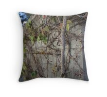 Royal Vines Throw Pillow