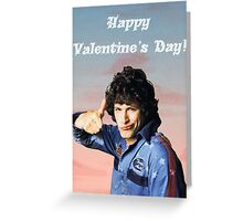 Hot Rod Valentine's Day Greeting Card